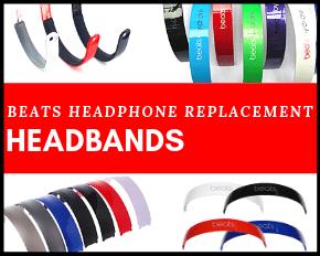 Beats Replacement Parts Headbands