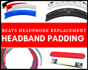 Beats Replacement Parts Headphone Padding