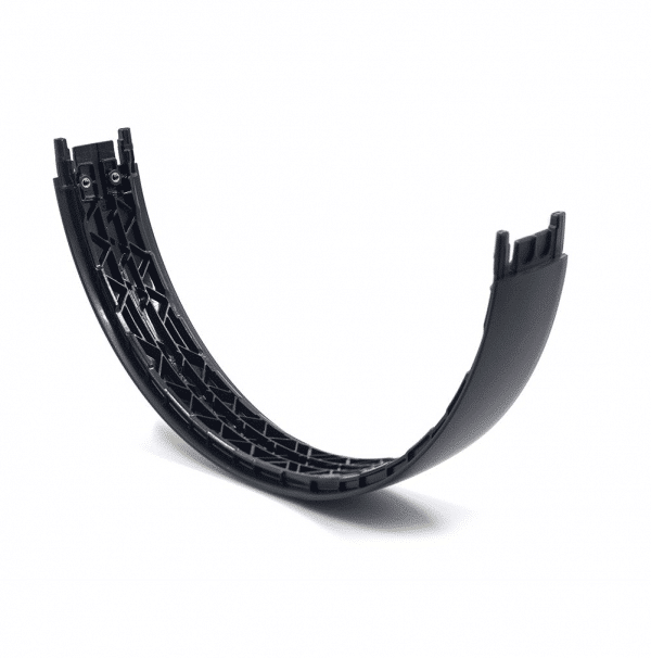 Matte Black Headband Solo3