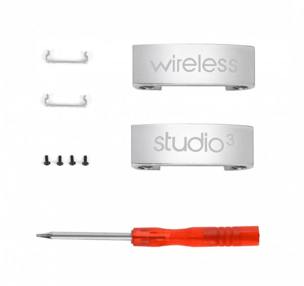 Studio 3 Silver Hinge Connector