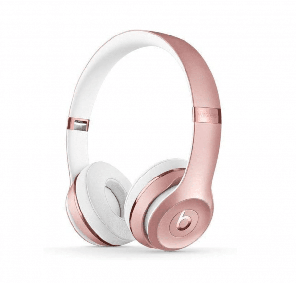 Solo3 Rose Gold Headphones