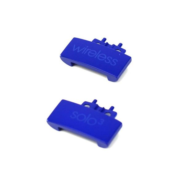 Solo 3 Blue Connector Tabs