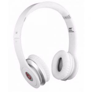 Solo HD White Headphones Monster