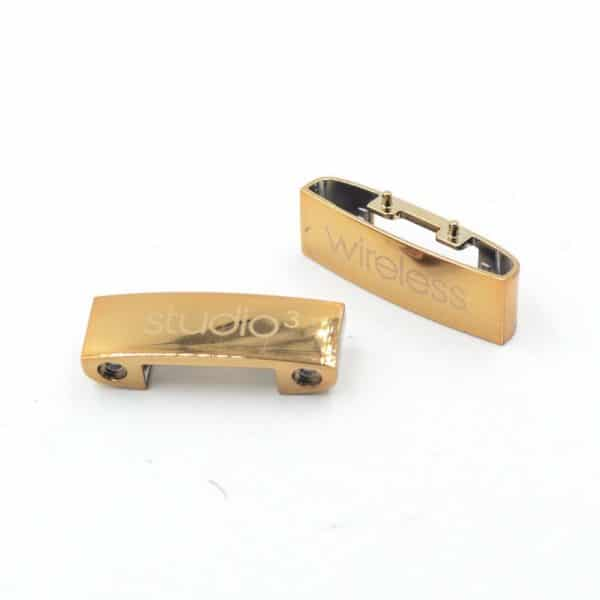 studio 3.0 rose gold connector tabs