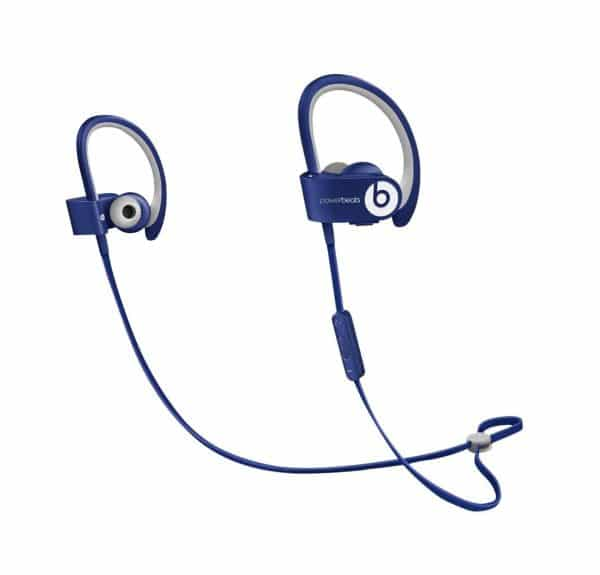 Powerbeats 2 Blue Earphones