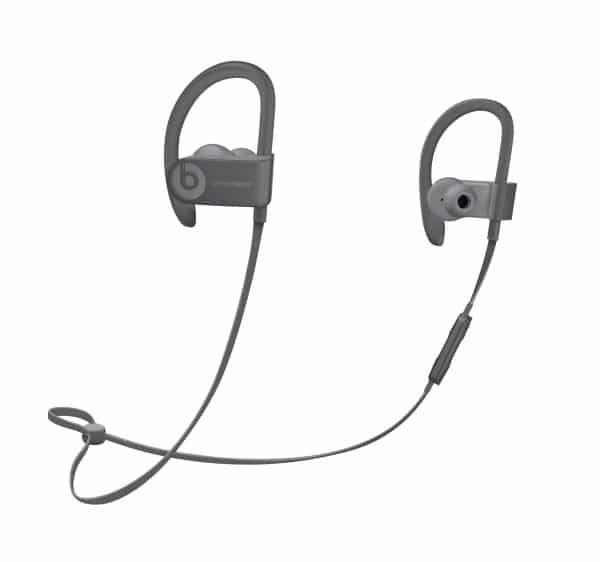 Powerbeats 3 Gray Earphones