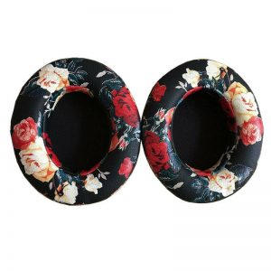 Studio 3.0 Black Floral Ear Pads