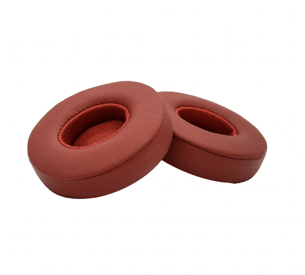 Solo2 Luxe Red Earpads