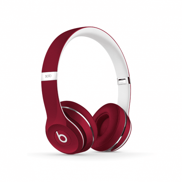 Solo2 Luxe Red Ear Pads