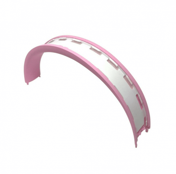 PInk Solo Wireless Headband Cushion