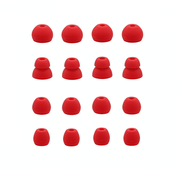 Red Urbeats3 Red Earbud Tips