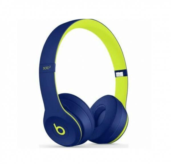 Solo 3 Pop Indigo Headphones