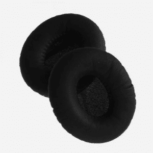 Solo Drenched Black Ear Pads