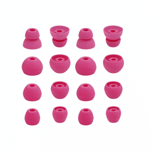 Tour2 Pink Earbud Tips
