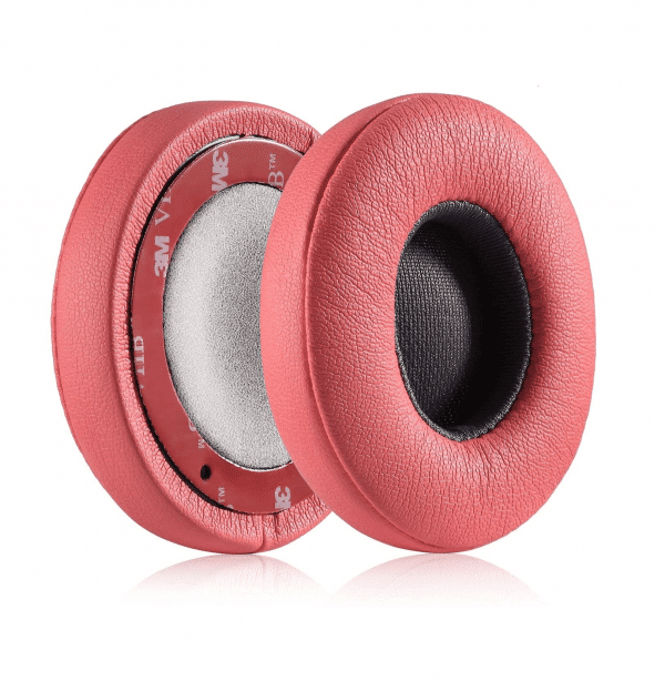 Pink Replacement Solo3 Ear Cushions