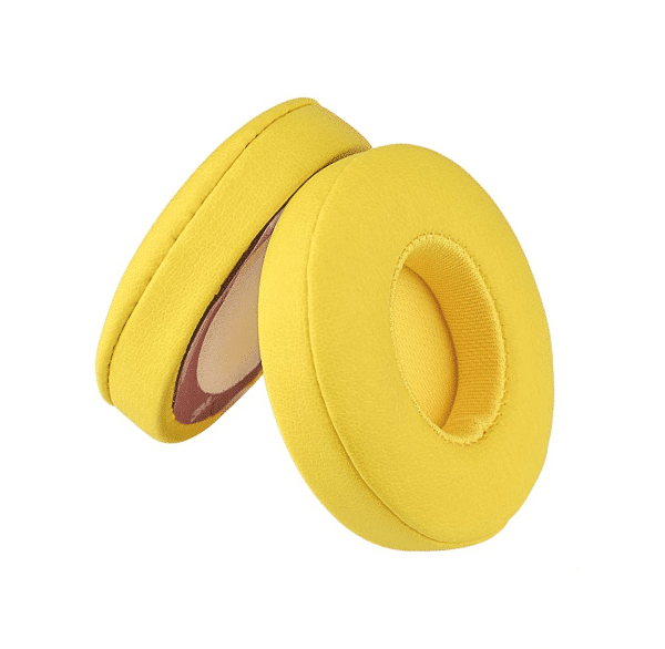 Solo3 Club Yellow Ear Pads
