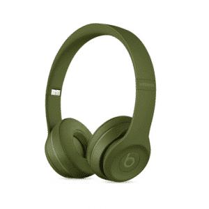 Turf Green Solo 3 Headphones