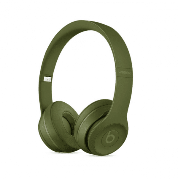 Turf Green Solo 3 Headphones