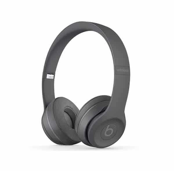 Asohalt Gray Solo 3 Headphones