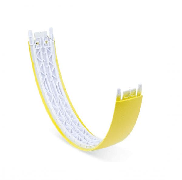 Back of Solo 3 Club Yellow Headband