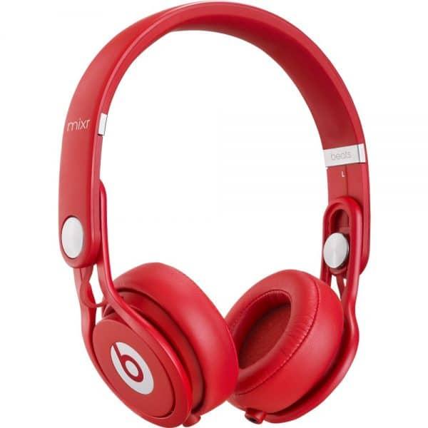 Beats Mixr Red Headphones