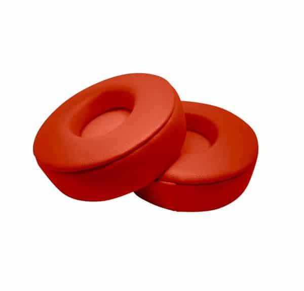 Beats Pro Wireless Red Earpads