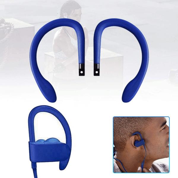 Blue Pair Powerbeats 3rd Gen Hooks