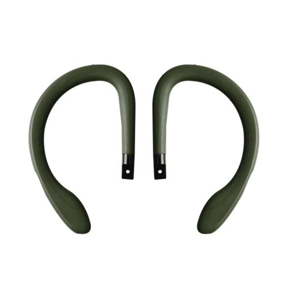 Green Pair Powerbeats3 Ear Hooks
