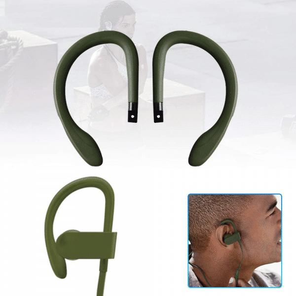 Green Pair Powerbeats 3rd Gen Hooks