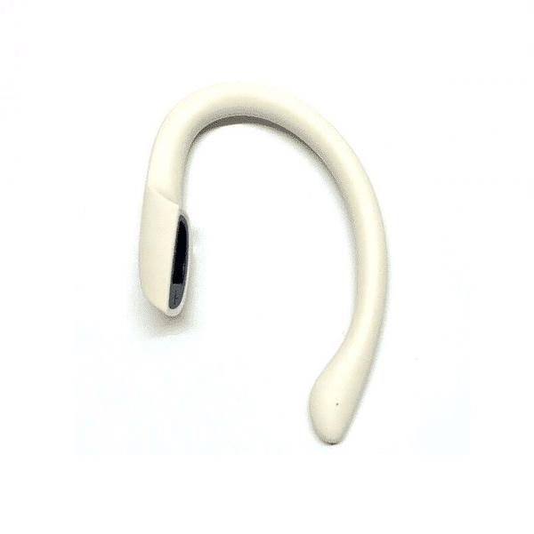 Ivory Ear Hooks Powerbeats Pro Left Side