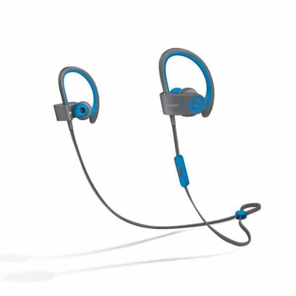 Powerbeats 2 Active Flash Blue Earphones