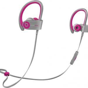 Powerbeats 2 Pink Earphones