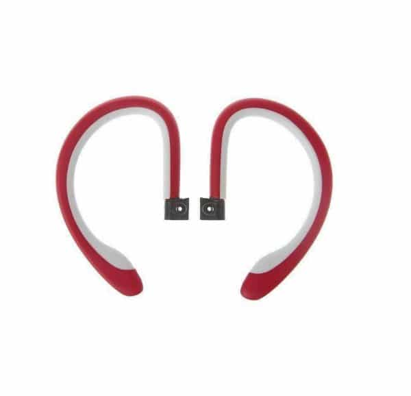 Powerbeats2 Red Ear Hooks Both Sides