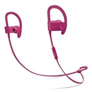Powerbeats 3 Brick Red Earphones