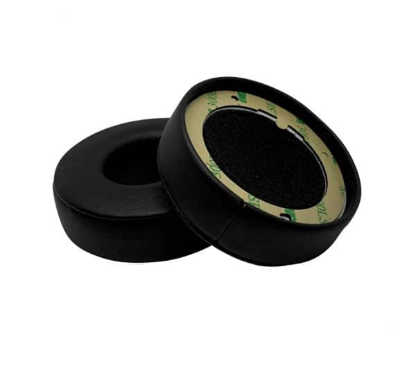 Pro Wireless Headphone Black Ear Cushions
