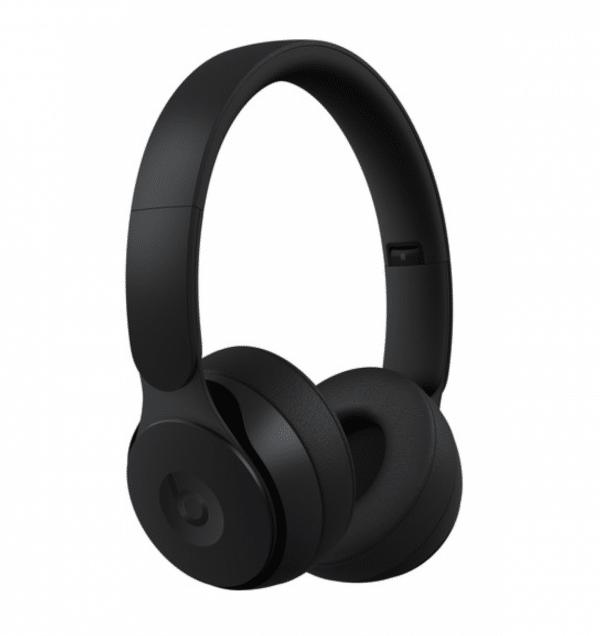 Solo Pro Wireless Black Headphones