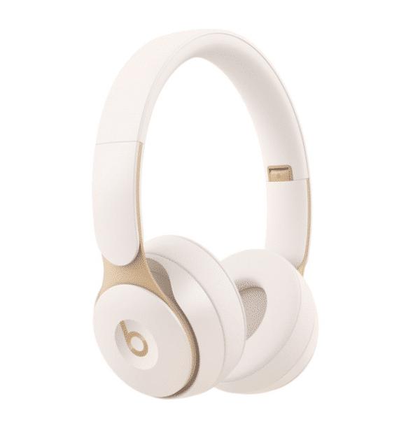 Solo Pro Wireless Ivory Headphones