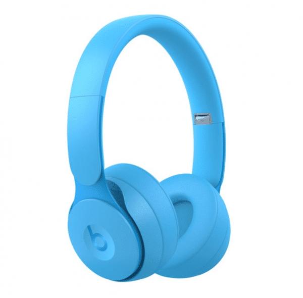 Solo Pro Wireless Light Blue Headphones