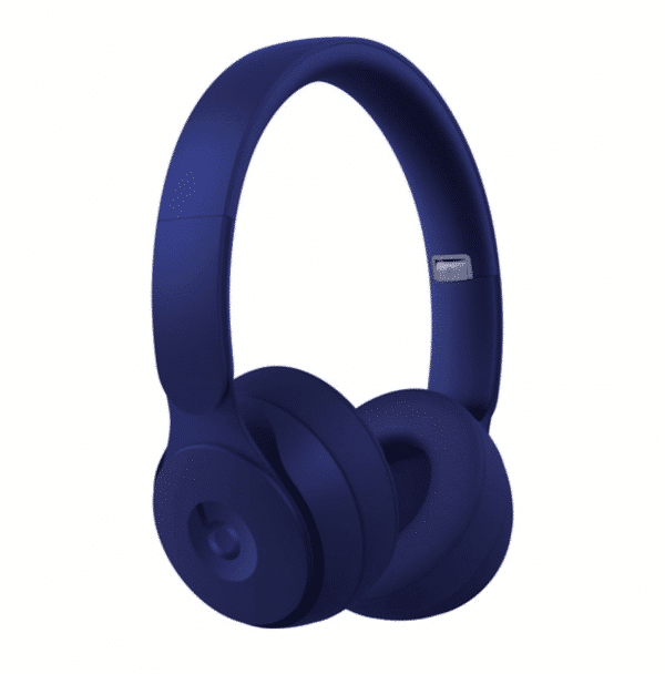 Solo Pro Wireless Navy Blue Headphones
