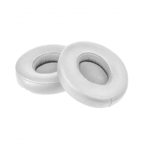 Solo3 Satin Silver Earpads