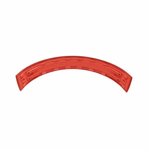 Underside Beats Pro Wireless Red Headband