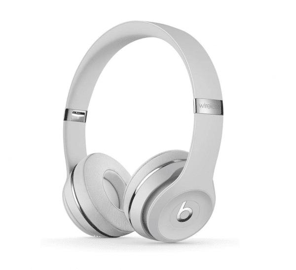 Satin Silver Solo 3 Headphone