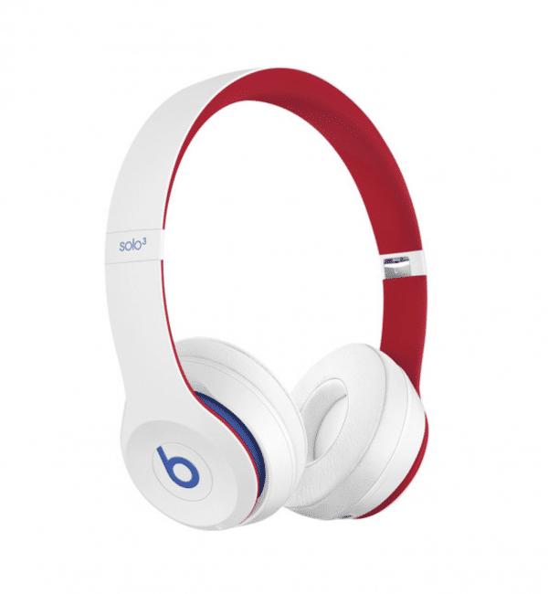 Solo3 Club White Headphones