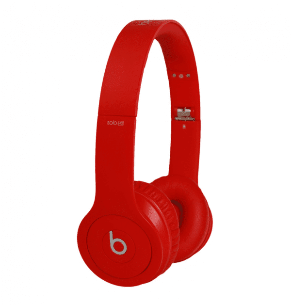 Solo HD Drenched Red Headphone