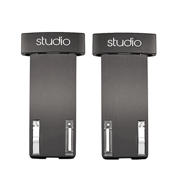 Studio 2 Black Hinges Set