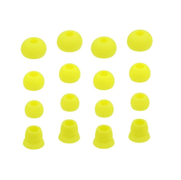 Tour2 Yellow Ear Bud Tips