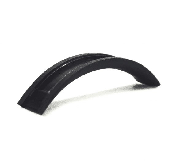 Solo Drenched Black Headband Pad