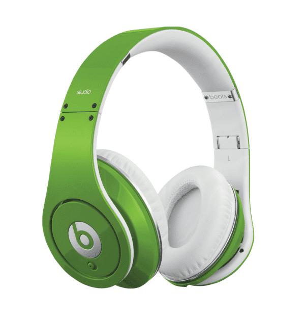 Studio 1 Green Headband Headphone