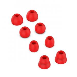Lava Red Powerbeats Pro Ear Tips